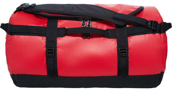 The North Face Base Camp Duffel S TNF Red/Black